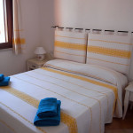 Myrsine residences, your home in Sardinia, bedroom
