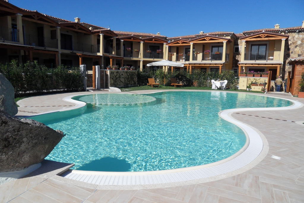 Myrsine residences, your home in Sardinia, swimming pool