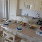 Myrsine residences, your home in Sardinia, kitchen