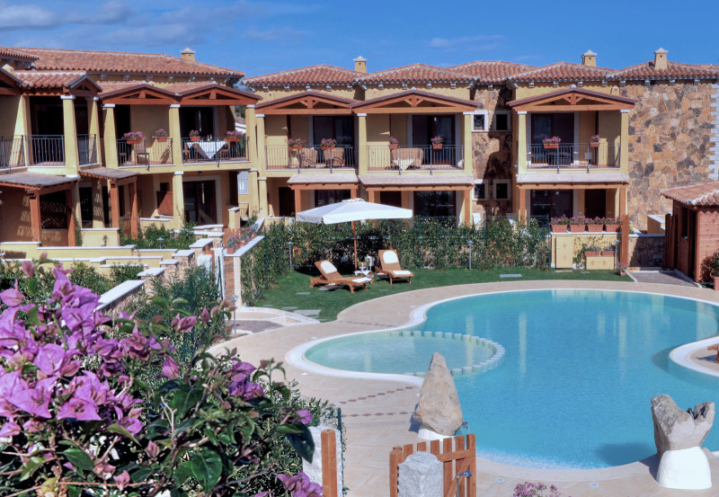 Residences Myrsine, your home in Sardinia, a fantastic sea among nature, relax and entertainment