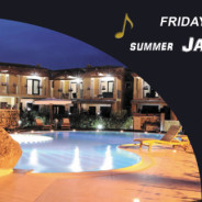 Summer Jazz Night: live jazz by the pool