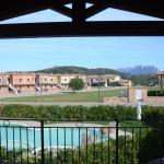 Residenze Myrsine, La tua casa in sardegna, giardino, piscina privata, vista da terrazza