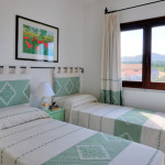 Myrsine residences, your home in Sardinia, with swimming pool and near the sea. A dream place to stay - bedroom