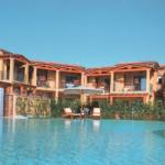 Residenze Myrsine - la tua casa in sardegna - esterno con piscina