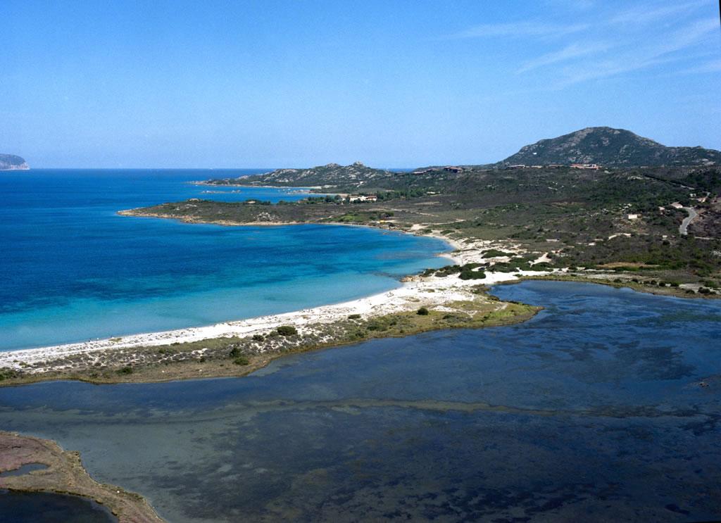 Residenze Myrsine, Sardegna, Le Saline