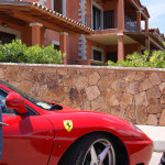 Residenze Myrsine - Evento Ferrari