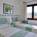 Residenze Myrsine, La tua casa in sardegna, camera da letto
